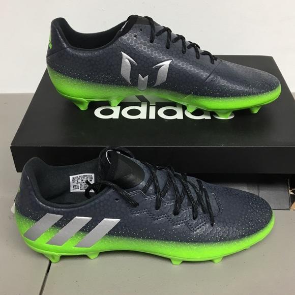 c55252676a1 Adidas men s cleat Messi 16.3 FG Sz 6.5